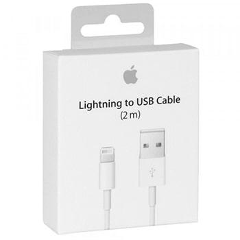 کابل تبدیل USB به لایتنینگ اپل مدل A1510 طول 2 متر