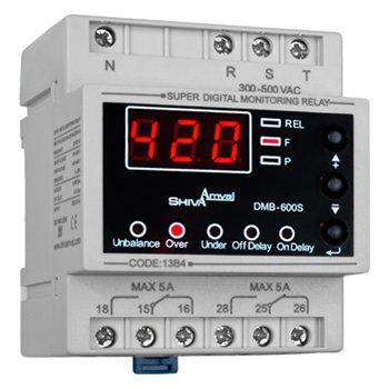 سوپر کنترل فاز دیجیتال شیوا امواج مدل DMB-600S